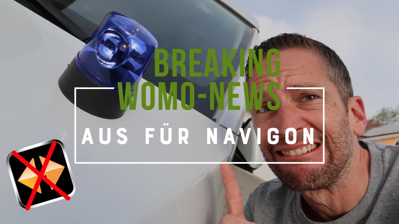 Garmin stellt zum 14.Mai Navigon ein und nimmt die Produkte NAVIGON vom Markt