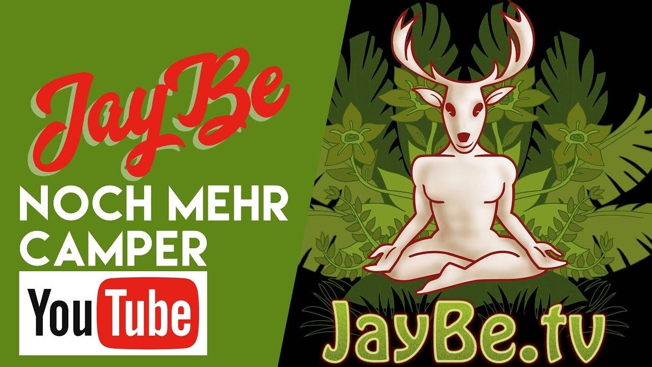 JayBe bei noch mehr Camper-Youtube bei fan4van
