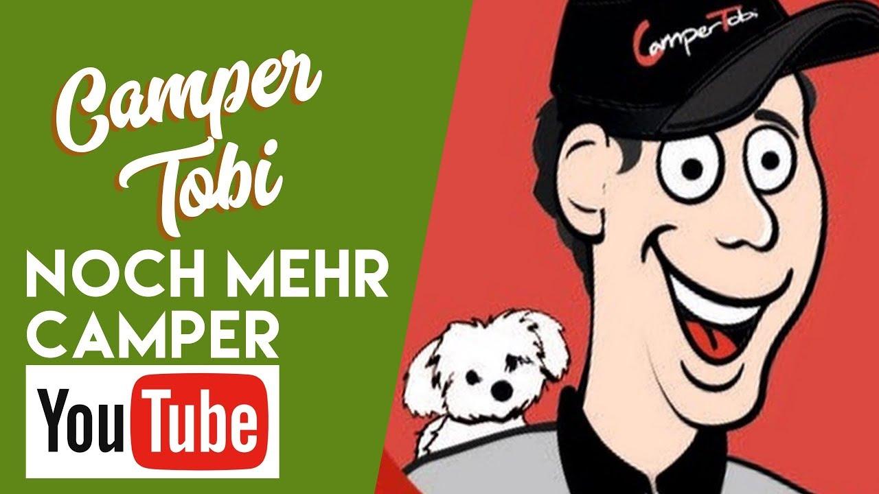Campertobi bei noch mehr Camper-Youtube bei fan4van