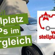 Womo-Stellpatz.eu getestet im großen Stellplatz-App Vergleich - Der Stellplatz App Test
