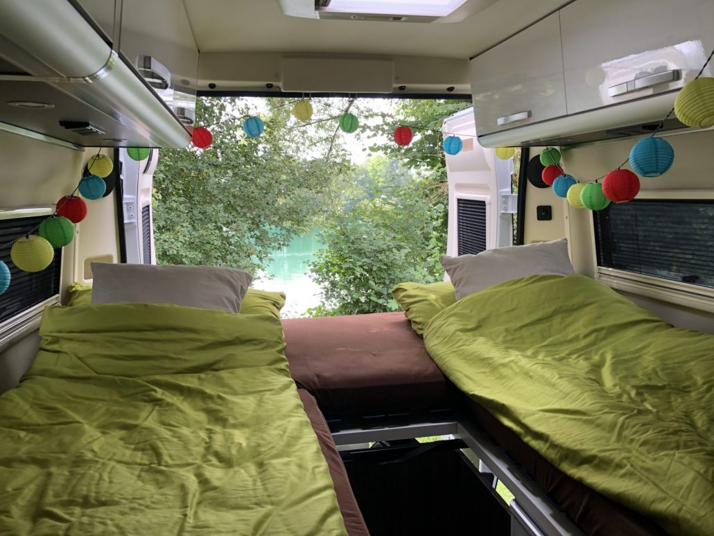Wohnmobil Roomtour Westfalia Columbus 9 E - FAN9VAN