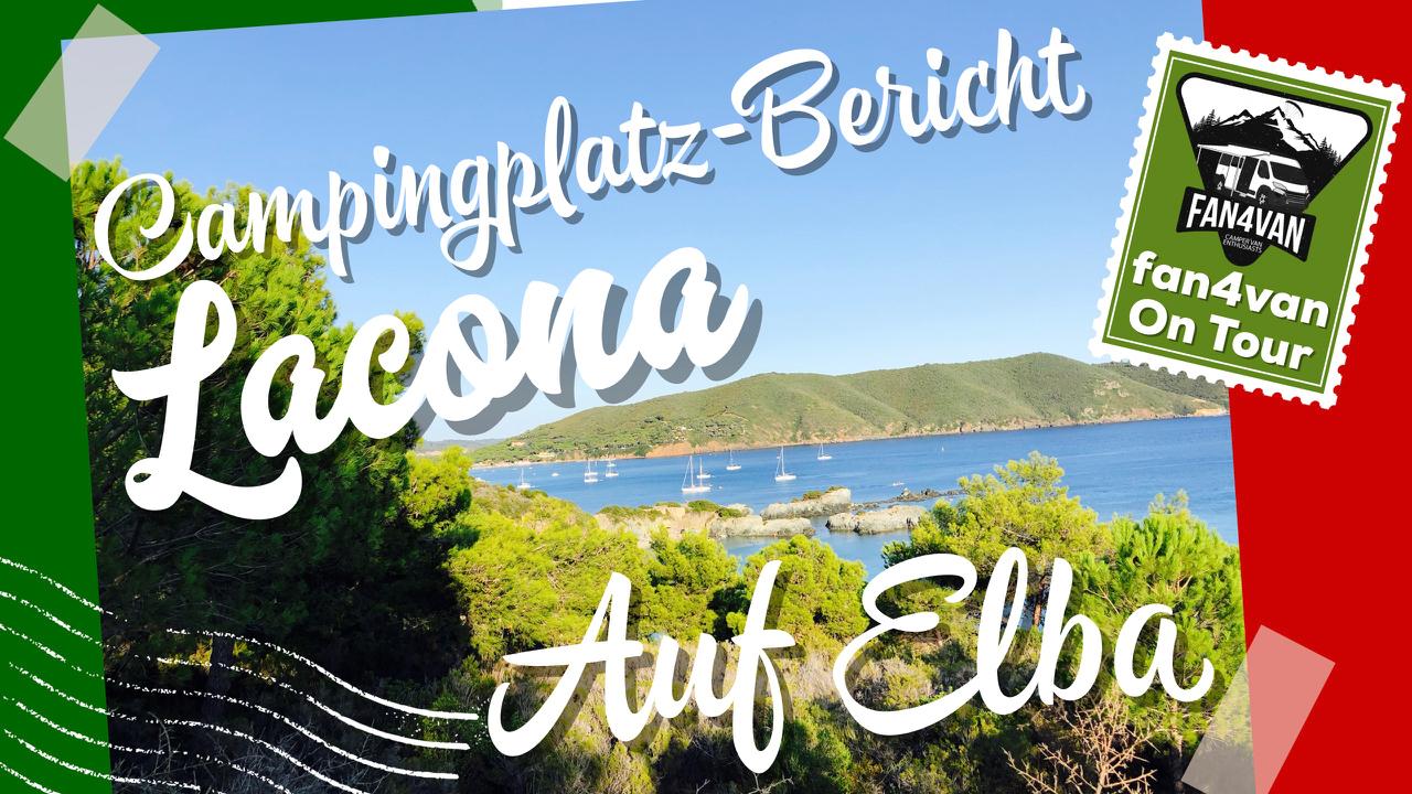 Mit dem Wohnmobil auf Elba - hier ein Bericht über den Campingplatz Tallinucci