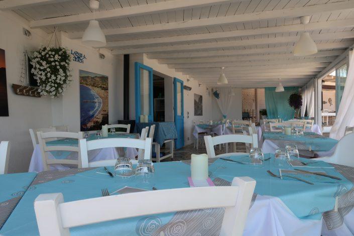 Wohnmobil Stellplatz Bericht Elba - La Perla Restaurant