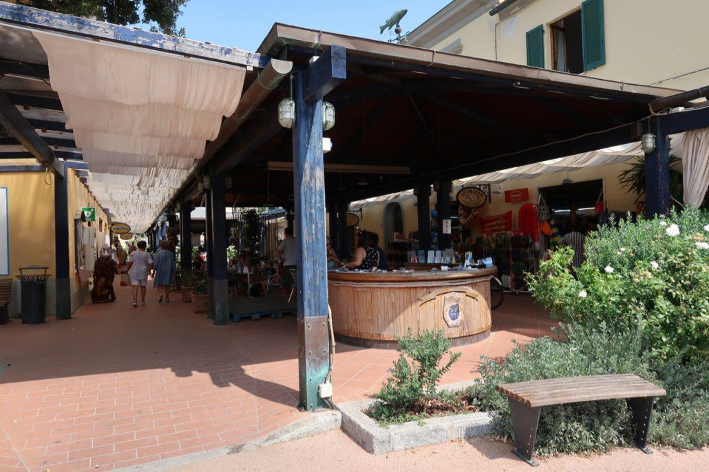 Wohnmobil Stellplatz Bericht Elba - La Perla Procchio