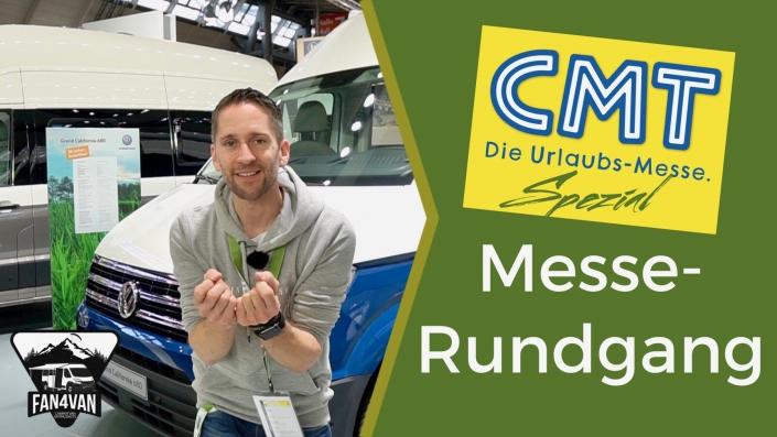 Messerundgang auf der CMT 2019 in Stuttgart