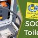 Wohnmobil Toilette mit SOG