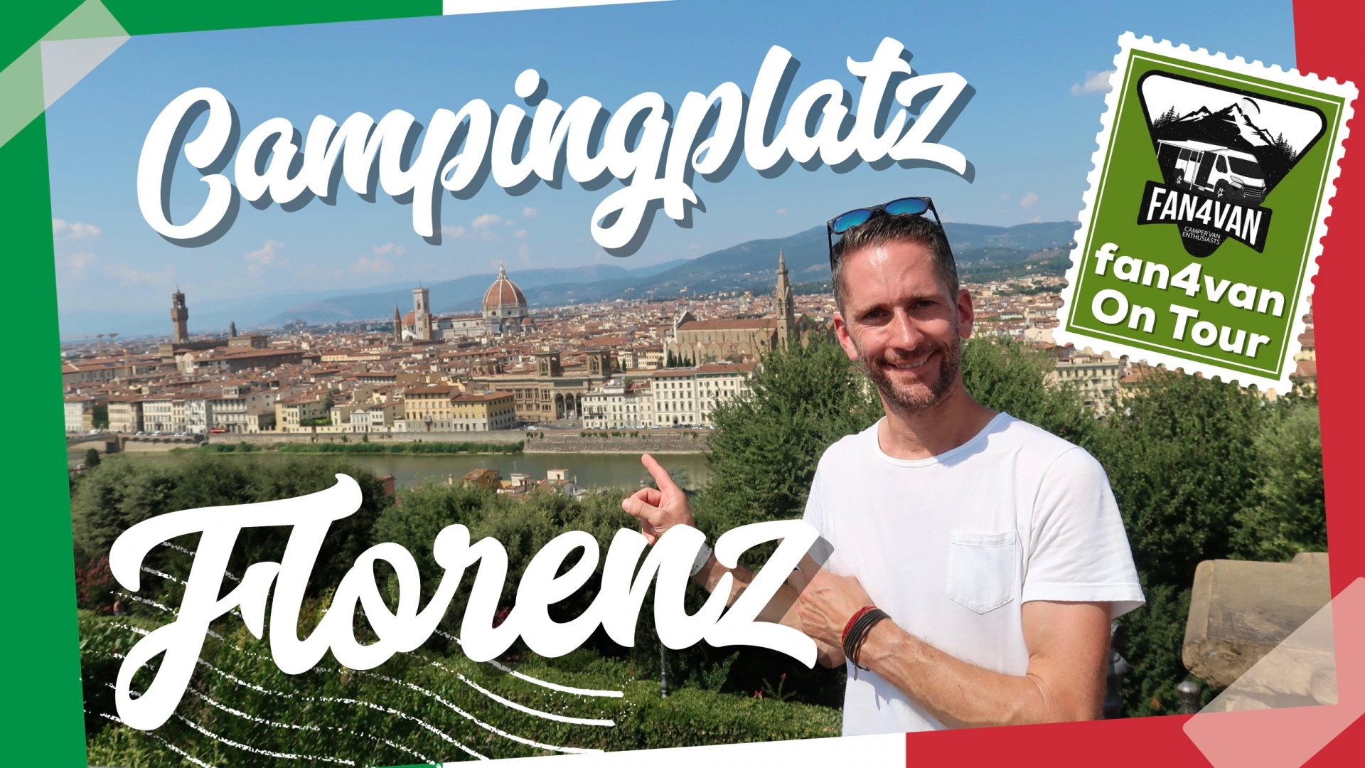 Firenze Camping in Town