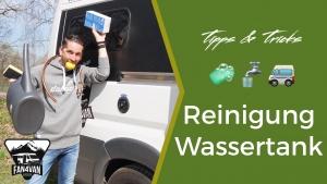Wasserhgiene im Reisemobil