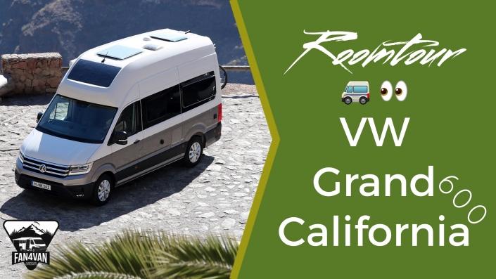 Ausgibiger Testbericht des VW Grand California