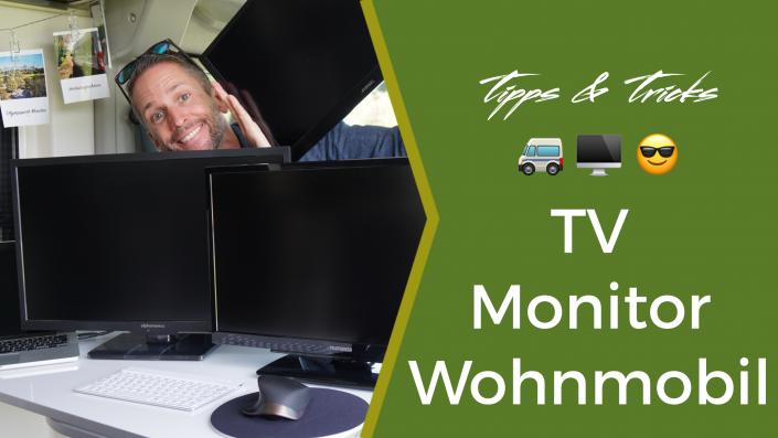 Wohnmobil TV 12 Volt