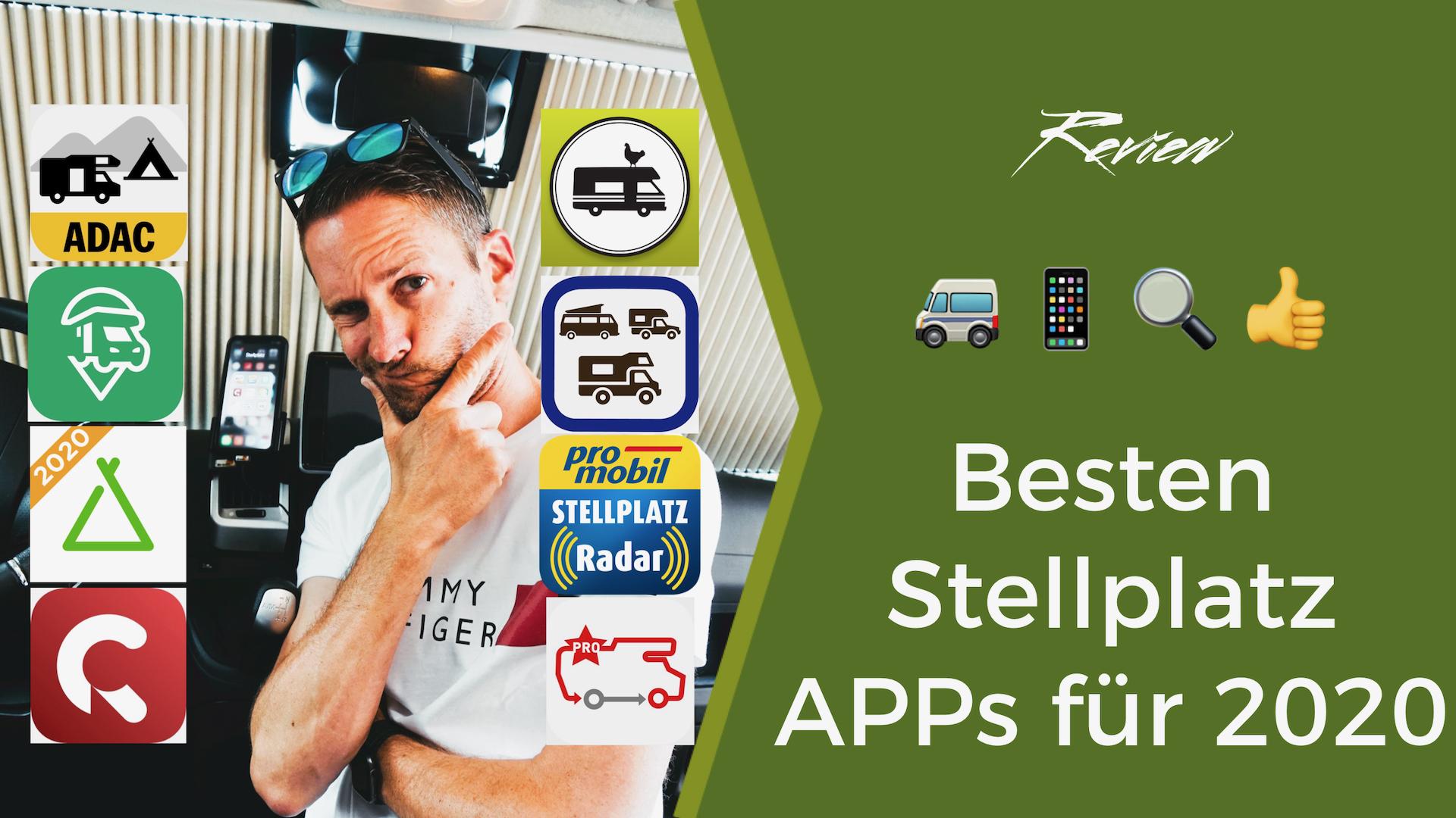Stellplatz App Test 2020