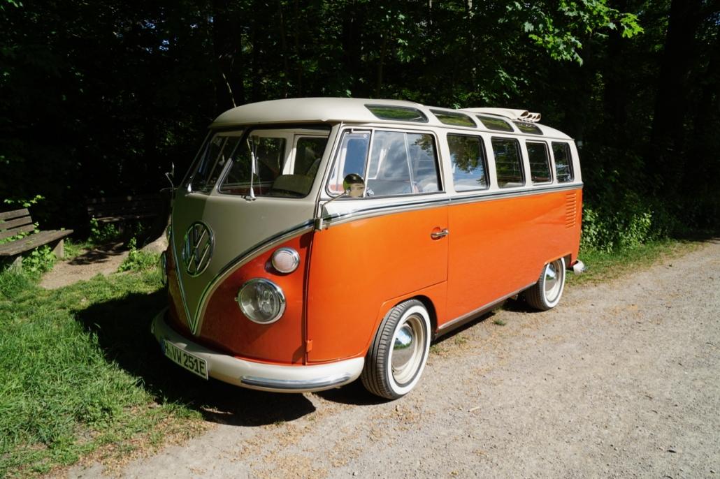 VW Samba T1 Elektro Bulli2