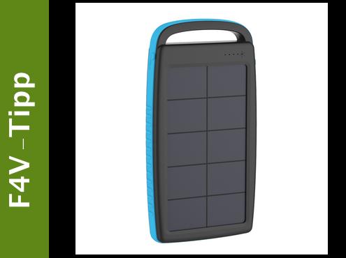 Solar Powerbank 20000