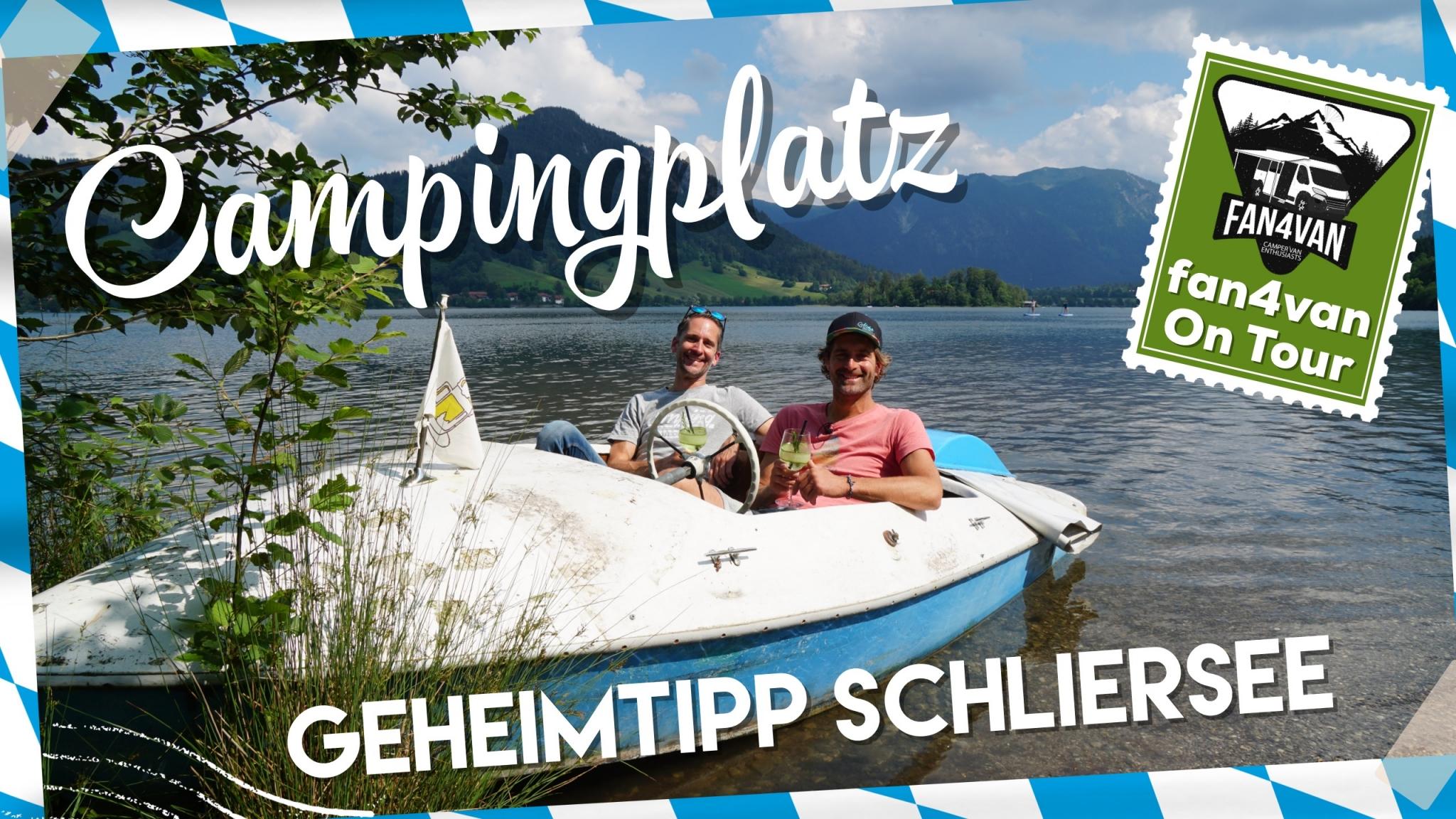 Campingplatz Bayern - Mein Geheimtipp am Schliersee