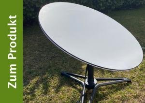 internet im Wohnmobil mit Satellit